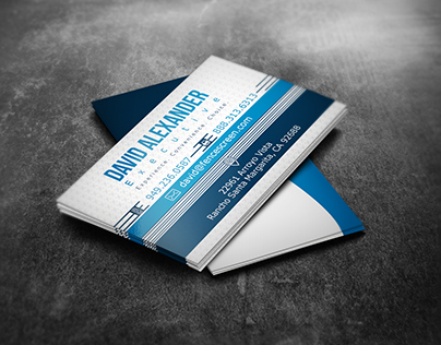 Creative Business Card - Idea for FenceScreen