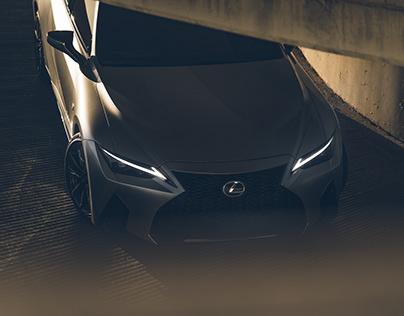 Lexus IS 350 F-Sport- DAY TURNS INTO NIGHT
