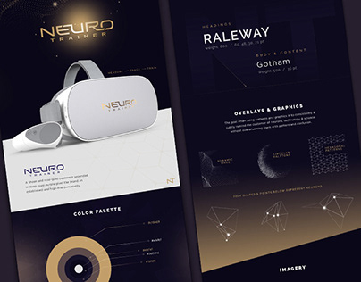 NeuroTrainer Brand Development