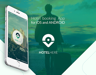 HotelHere - booking App