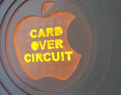 Card Over Circuit