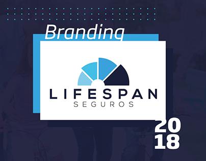 Branding 2018: LifeSpan Seguros, por Braco Estudio