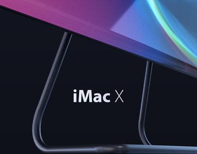 iMac X concept