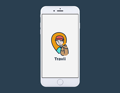 TRAVII Mobile App (Travel)