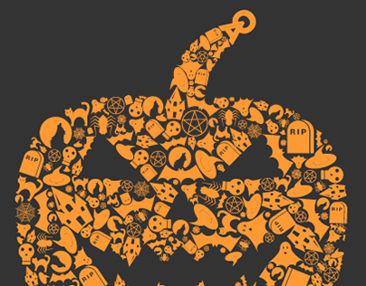 Happy FLAT Halloween