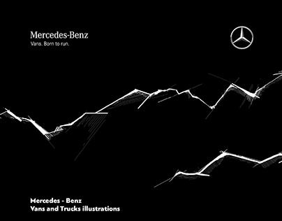 Mercedes-Benz illustration
