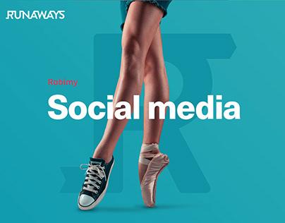 RUNAWAYS Social media & more...