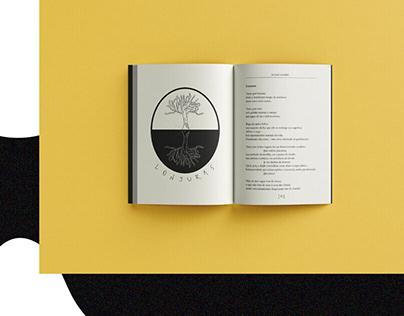 Closed Eyes | Book Design