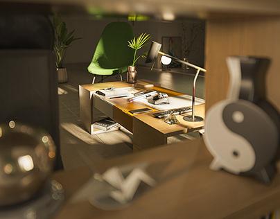 Furniture design - cosmoenergy