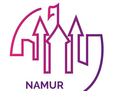 """Logo """"Namur Path"""" — Workshop Data Play"""