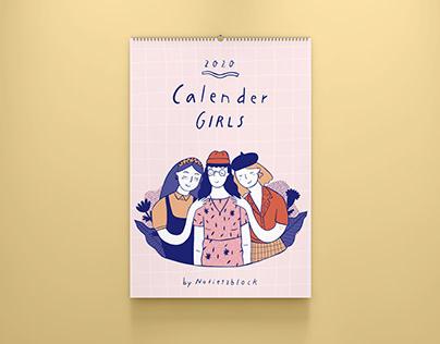 Calendar Girls 2020