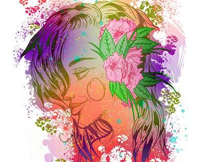 """Four Seasons graffiti jam"" POSTER DESIGN"
