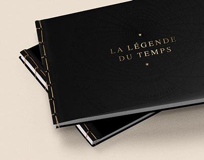 JAQUET DROZ - Event brand book