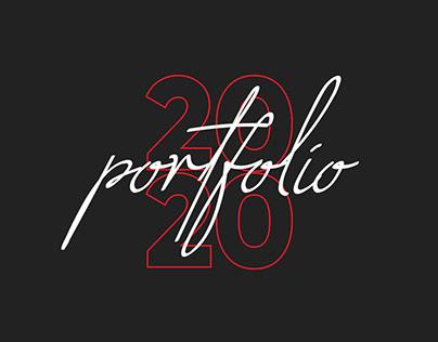 Portfolio (2015-2020) // Massimo Ferigo