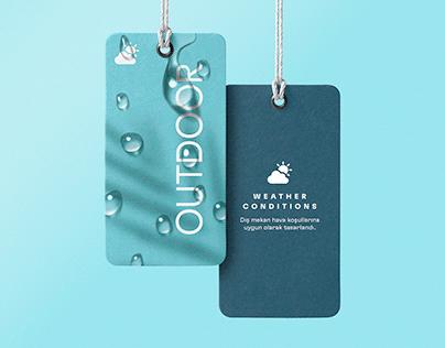 Kaçar Textile — Fabric Swatch Labels