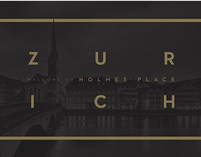 Holmes Place - Club Decor