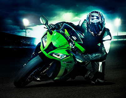 Kawasaki : Ninja 10R Supersport