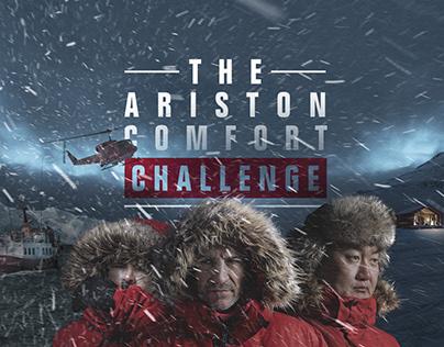 THE ARISTON COMFORT CHALLENGE