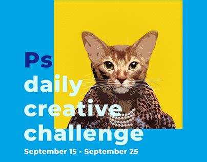Photoshop Daily Creative Challenge September 15
