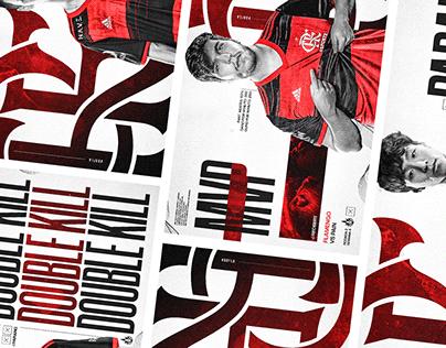 Flamengo Esports - Social Media Redesign