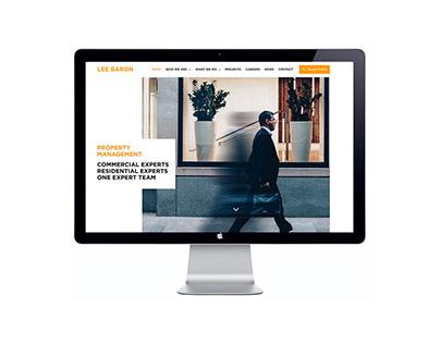 Lee Baron Website