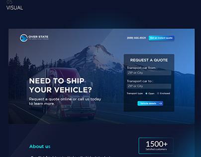 OverState Website