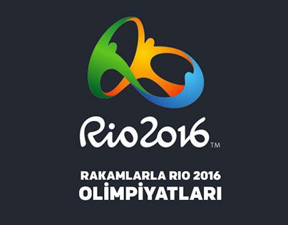 Rio 2016 İnfografik