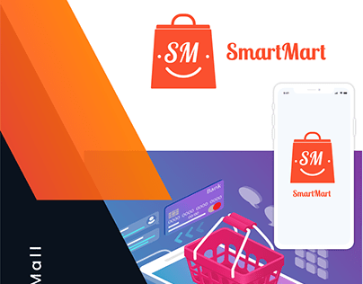 SmartMart App Roll-Up Banner