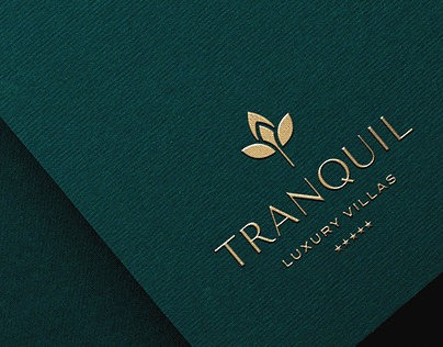 Tranquil Luxury Villas - Brand Strategy & Identity