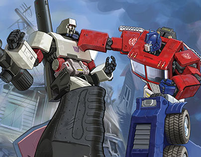 Transformers: Infiltration