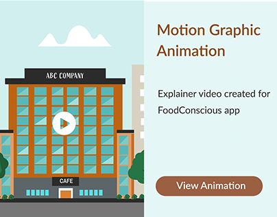 Motion Graphic Animation