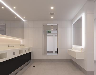 LHSC Pablic Bathroom