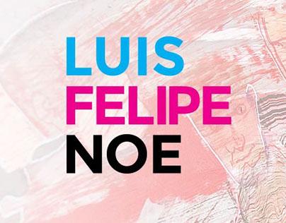Luis Felipe Noe - Website
