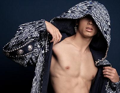 Menswear from traditionalThai fabrics