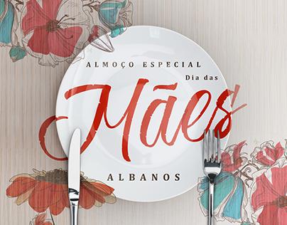 Dia das Mães Albanos