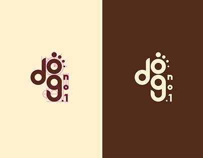 Dog no.1 Logo Design