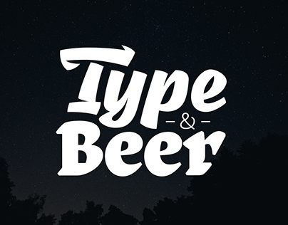Type&Beer (Workshop)