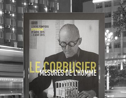 Exposition Le Corbusier
