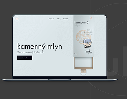 Muka. Разработка дизайна упаковки и сайта.