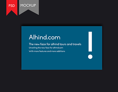 Alhind.com Website Revamping Submisssion