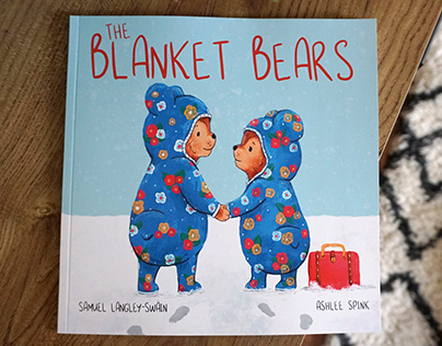 The Blanket Bears - Published Picture Book
