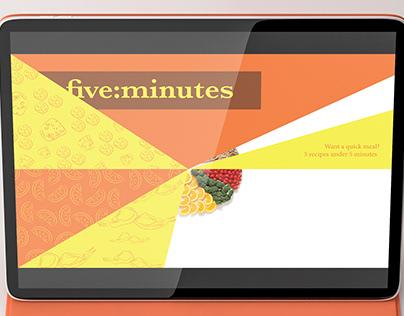 five:minutes
