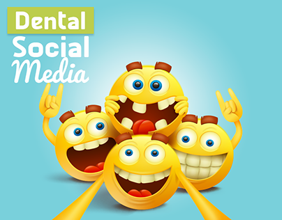 Social media designs for Dentist