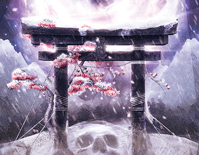 Wintersun TIME II Poster Design