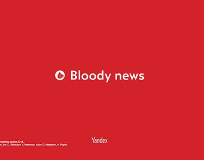 Bloody News