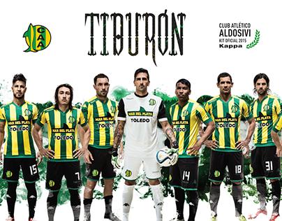 Club Atlético Aldosivi - Tiburón 2015 Campaign