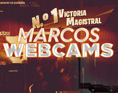 Marcos para Webcams