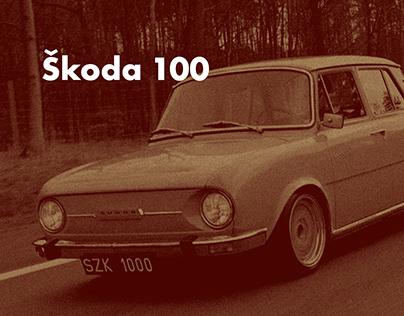 Škoda 100 commission