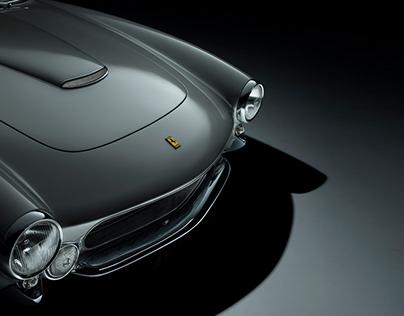 Studio Based Car Photography