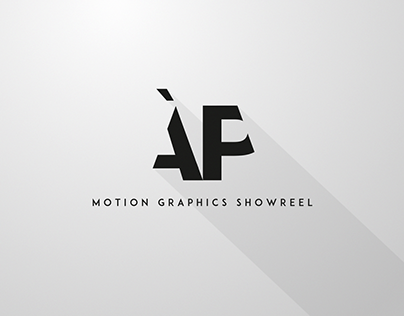 Motion graphics Showreel